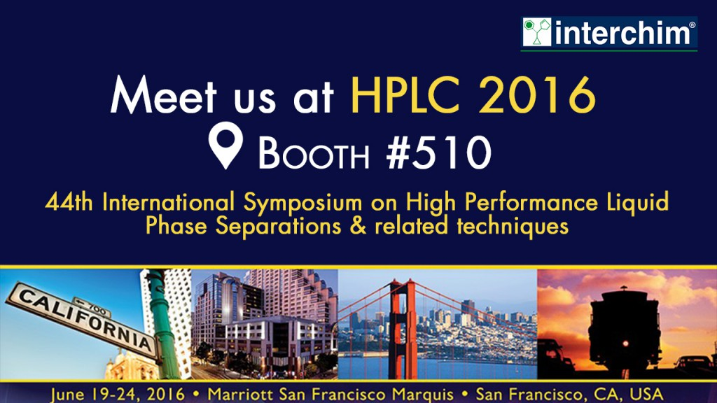 Interchim - Hplc 2016-San francisco liquid phase separation 2