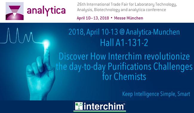 Analytica 2018 - Interchim