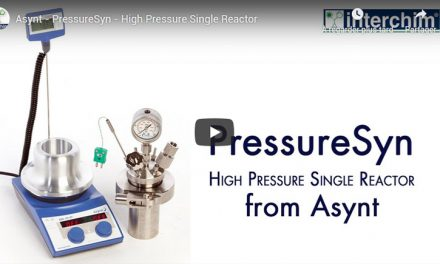 The PressureSyn an easy to use tool for safe & reproducible high pressure reaction
