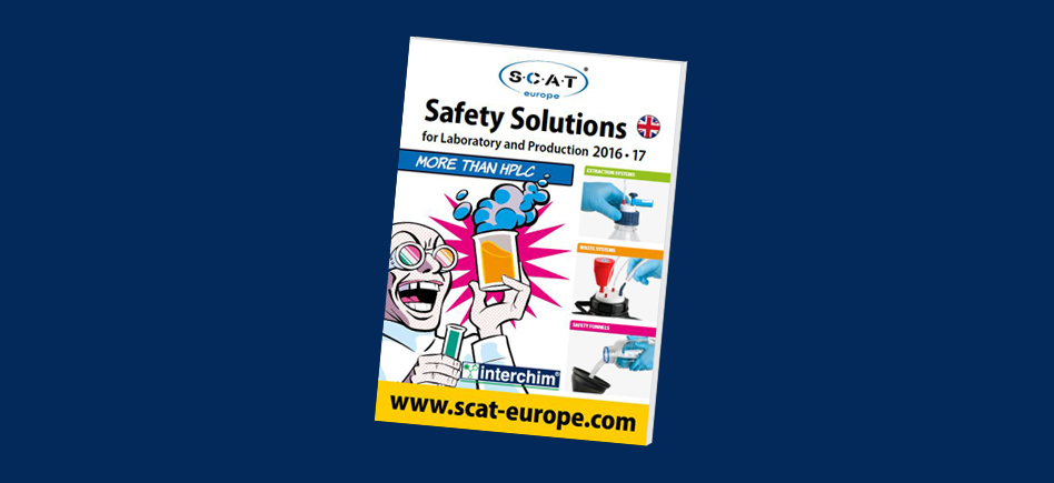 SCAT Europe: new catalog available!