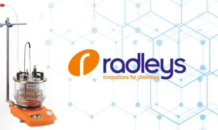 GreenHouse Blowdown Evaporator by Radleys, the Environmentally-friendly parallel evaporation of chemistry samples and HPLC fractions.