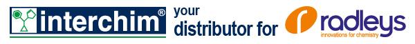Interchim your distributor for Radleys