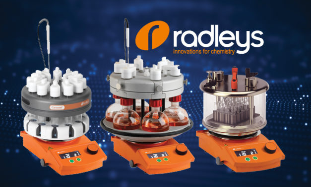 Make your lab life easier with a Parallel Reaction Station from Radleys