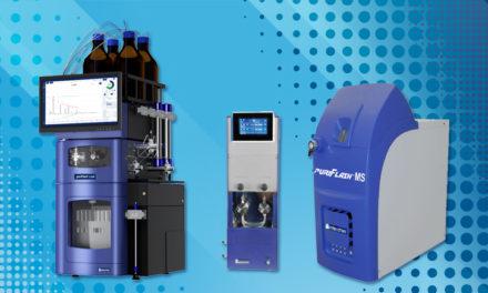 Peptides purification: puriFlash® 5.250P – puriFlash® MS coupling